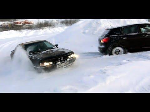 От Кашкая ответку никто не ждал. Quattro vs Nissan.