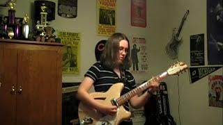 Derbigny Street Stroll by Alicia on Guitar