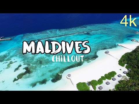 Maldives 4K ~ Olhuveli resort and spa