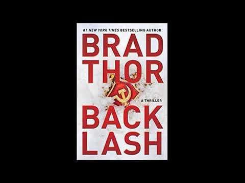 Giovanni Reads: Brad Thor's Backlash Ch. 1