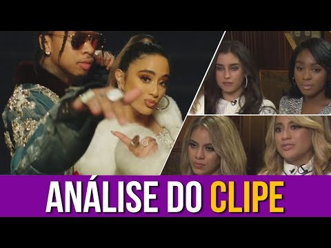 "Fifth Harmony Analisa: ""Ally Brooke - Low Key feat. Tyga"""