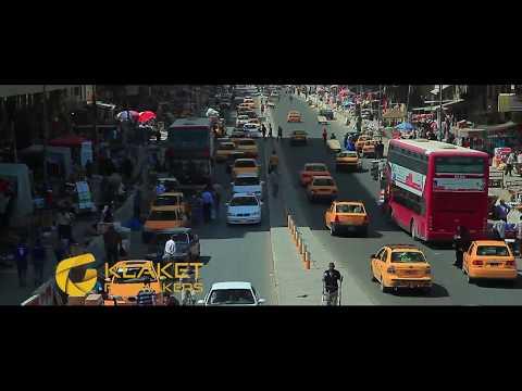 BAGHDAD LANDMARKS FULL HD - بغداد كما لم يراها العالم 2013