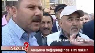 HALK-RECEP TAYYIP ERDOGAN BÜYÜK LIDER TÜRKÜOLA MINARECI-tayyip erdogan-Ses Tv-2