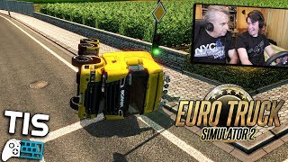 Πάμε Τρίκαλα! - Euro Truck Simulator 2 |#14| TechItSerious
