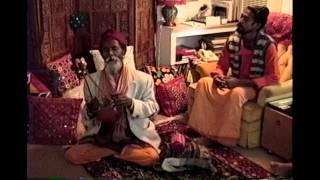 Sri Sanatan Das Baul at Kali Mandir