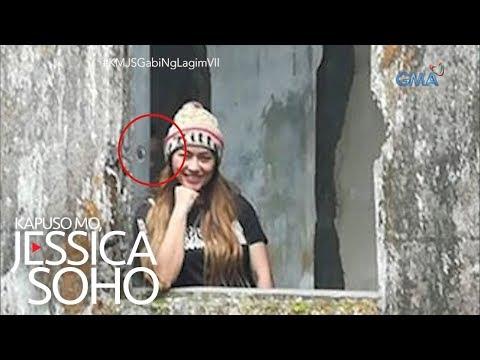 Kapuso Mo, Jessica Soho: Misteryo caught on cam | Gabi ng Lagim VII