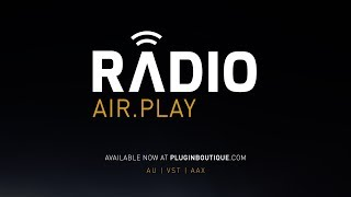 Plugin Boutique Radio | Radio Streaming Audio Plugin