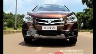 Maruti S-Cross | Test Drive | Smart Drive 20th Sep 2015
