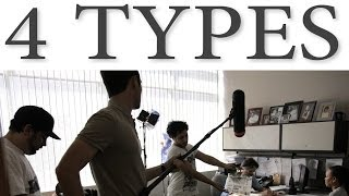 4 Types Of Filmmakers | How to Become A Movie Director