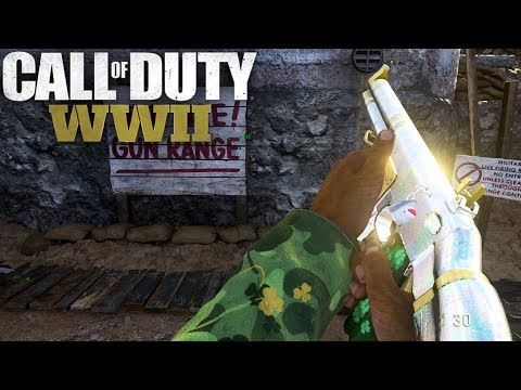 ROAD TO CHROME (M-38) - Call of Duty: WW2 Multiplayer Gameplay PS4 PRO