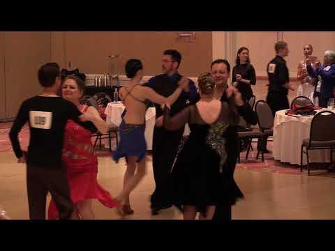 ALBUQUERQUE DANCESPORT JAM 2017 CHA CHA CLOSED