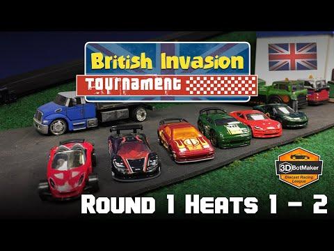 British Invasion Car