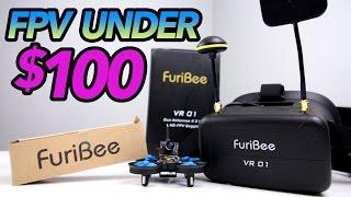 FPV under $100 + Furibee VR01 Goggles