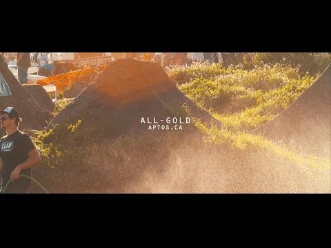 All-Gold: Dawning At The Post Office Jumps