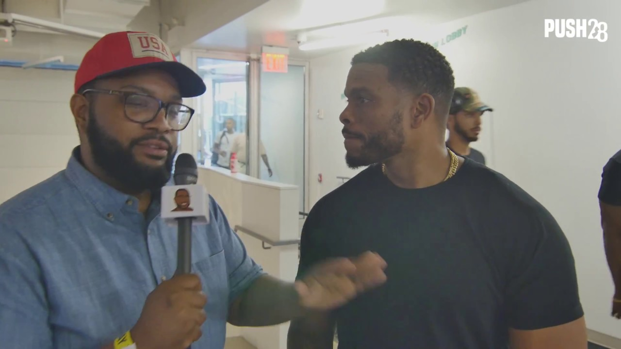 Interview with Benny Boom