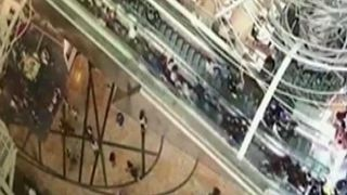 17 hurt by malfunctioning escalator in China