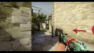 CS:GO - 2x Clutches 1vs4 [AWP / AK-47] by finch-