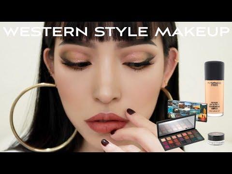 歐美妝容 WESTERN STYLE MAKEUP|HEY JOE!