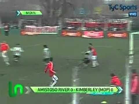 Gol de Lucas Ocampos frente a Kimberley