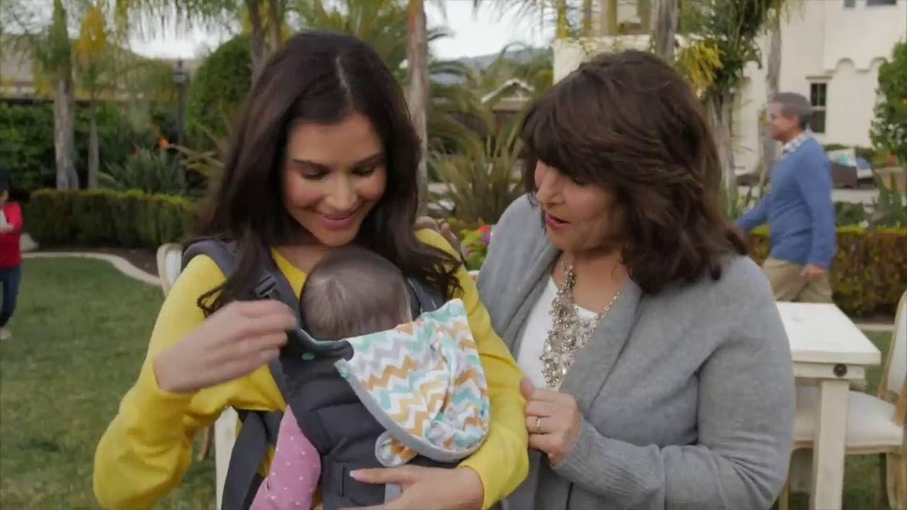 361510f489c Infantino Cuddle Up Ergonomic Hoodie Carrier