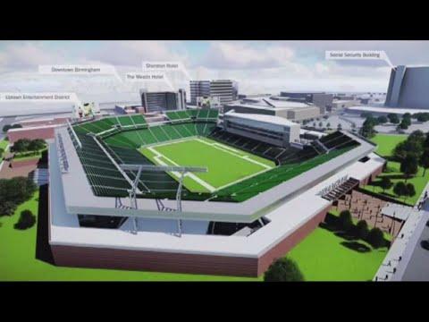 Birmingham City Council Stadium Vote