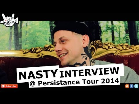 NASTY - Interview mit Matty auf der Persistance Tour | www.pitcam.tv