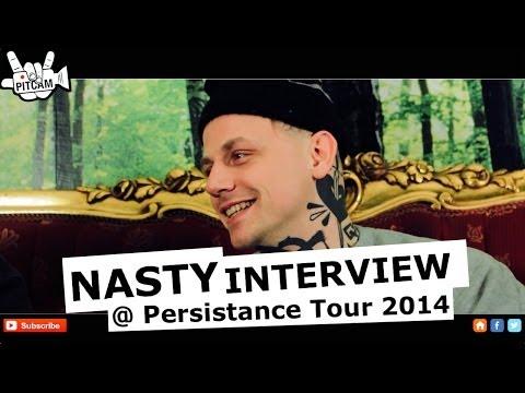 NASTY - Interview mit Matty auf der Persistance Tour | www.pitcam.tv