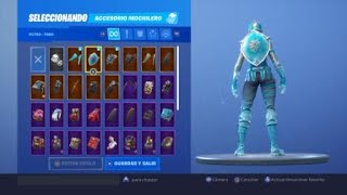 Fortnite bought me the glacial legends pack