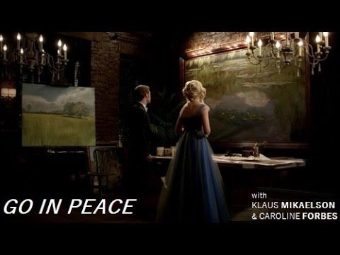 Klaroline au | Go In Peace