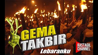 [57.89 MB] GEMA TAKBIR IDUL FITRI 1440 H/2019 M; MERDU DAN FULL VOICE WITHOUT MUSIC