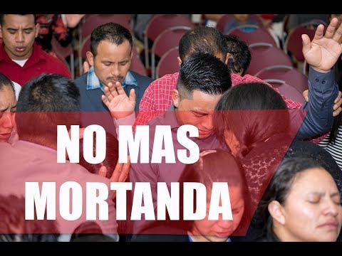 MINISTERIO RESTAURANDO VIDAS PARA CRISTO/ NO MAS MORTANDA