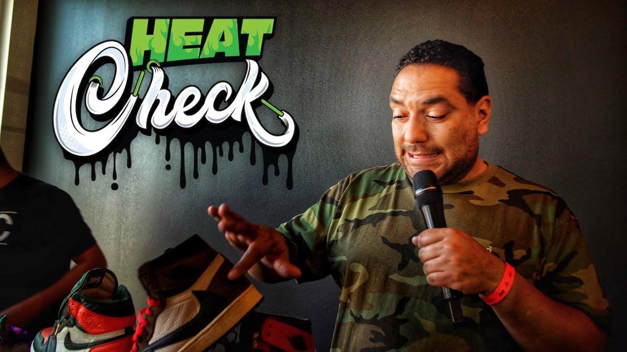 Cipha Sounds – HEAT CHECK | Austin Sneaker Summit