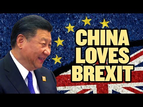 How Brexit Plays Into China's Hands | Bad Brexit Deal | China Uncensored