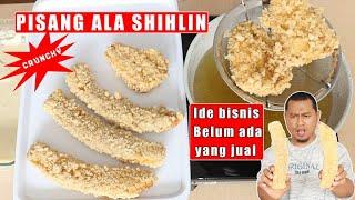 Pisang goreng krispy ala shihlin peluang bisnis modal kecil untung banyak