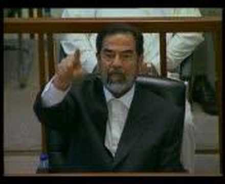 Saddam Trial May 22 2006 (ARABIC)