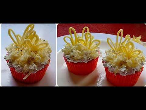Vanilla Cupcake / ഇഡലി തട�ടിൽ 25 മിന�റ�റിൽ വാനില�ല കപ�പ�കേക�ക�   The Art Of Baking Class Ep : 24