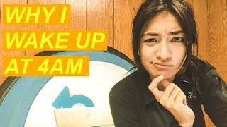Living in a Van: Why I Wake Up At 4am | Hobo Ahle