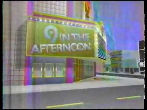 Wor Tv 9 In The Afternoon Closing Graphics 1985