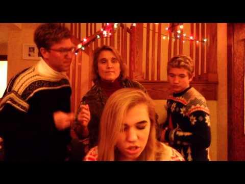 Bock Family Christmas Card 2013