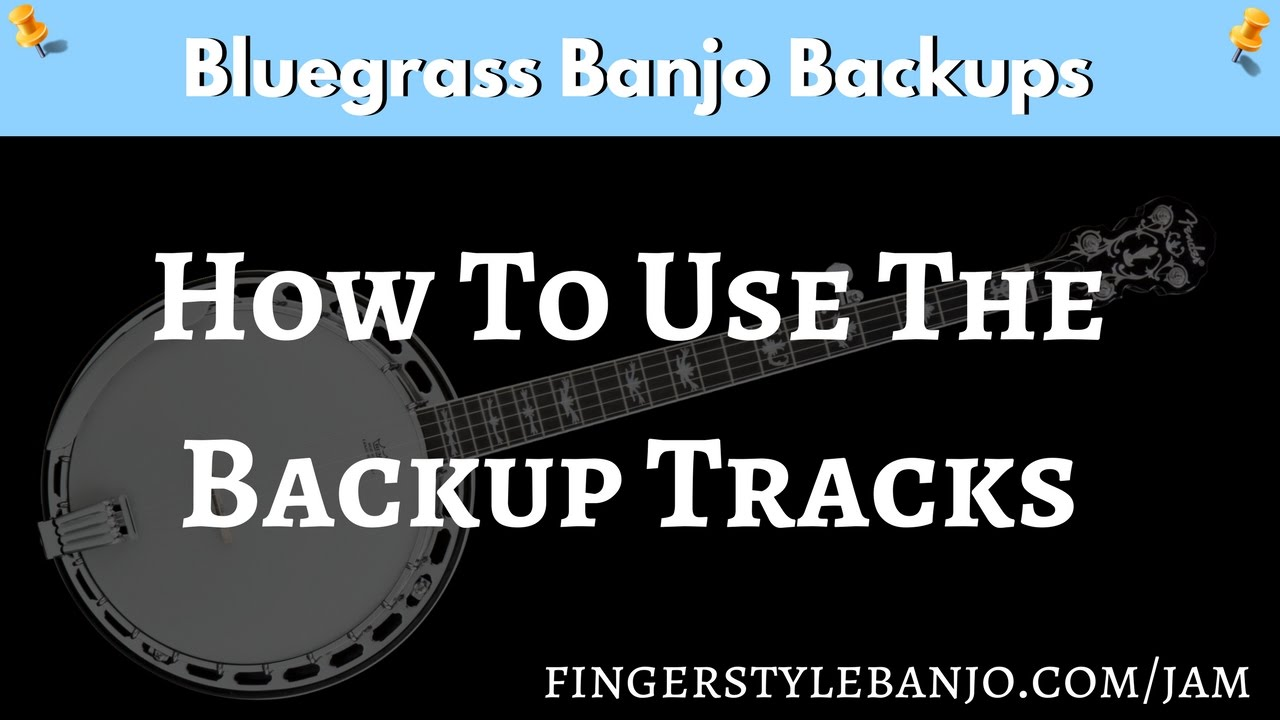 The Backup Tracks that Grow With You