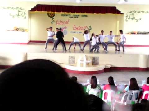Aklan State University- Banga Hiphop