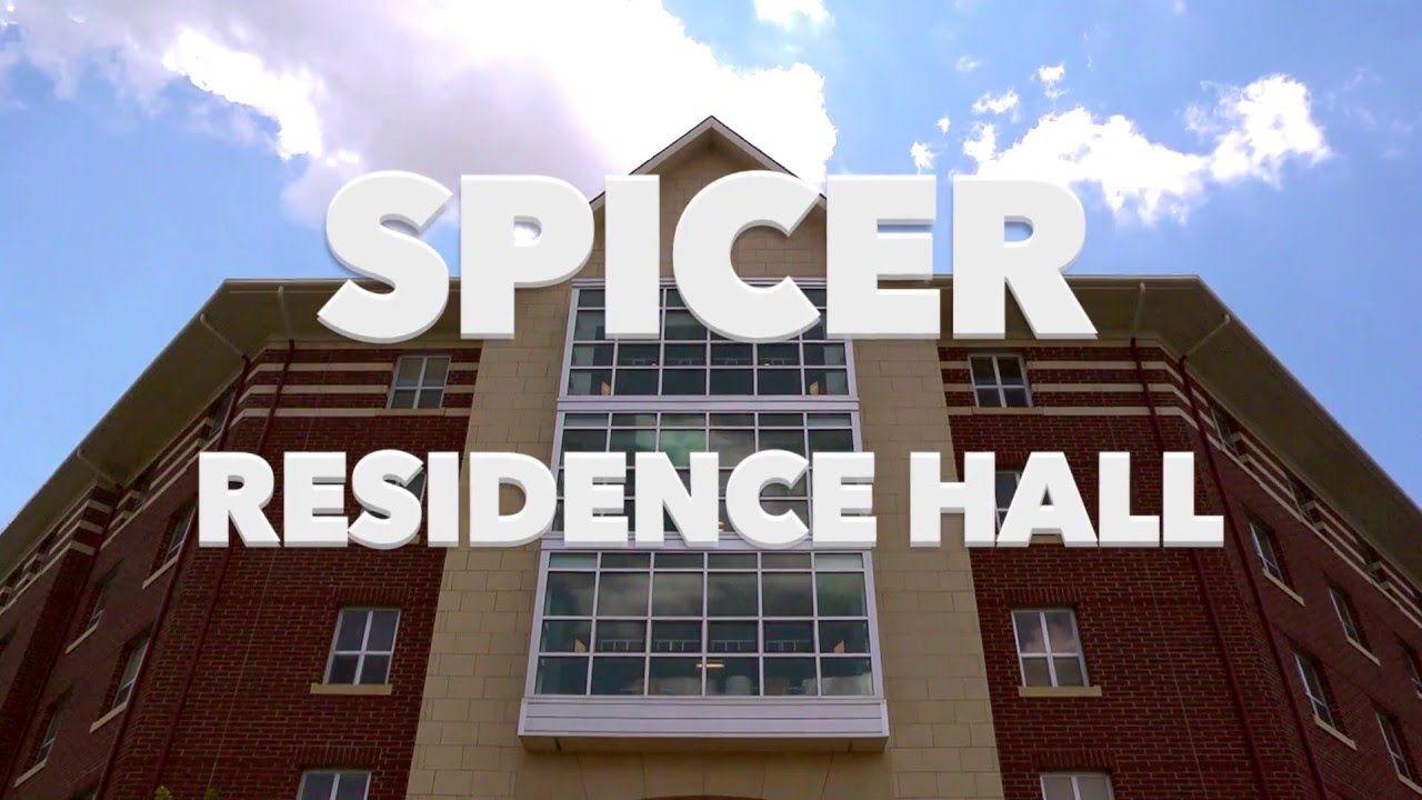 Spicer Residence Hall At The University Of Akron Tour   YouTube