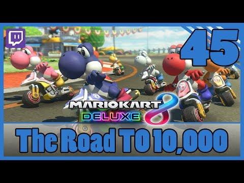 Generate MARIO KART 8 DELUXE   The Road to 10,000 [Episode 45] Snapshots