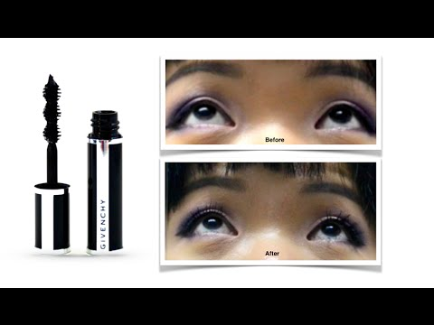 75c804750a7 Mascara Try-On & Review: GIVENCHY Noir Couture - YouTube