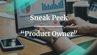 Sneak Peek: Product Owner by Booking.com fmr Product Owner