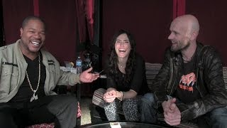 Within Temptation Ft Xzibit The Interview Pt 1