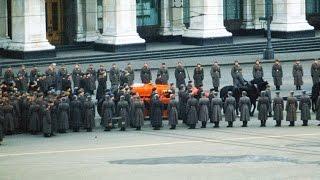 Потерянное видео похорон Сталина, снятое майором США