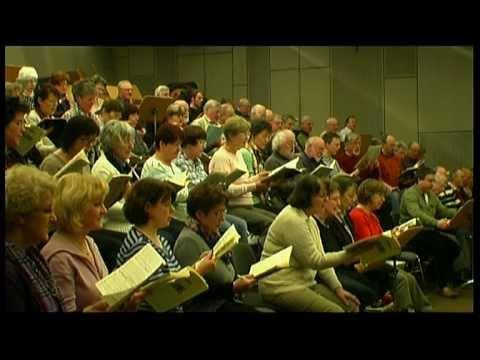 Singakademie Potsdam Konzertankündigung 19. März 2011