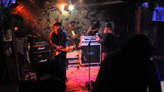 "MG Graveyard, original song "" Skat "" Live at their EP Release party at The Woods Studio."