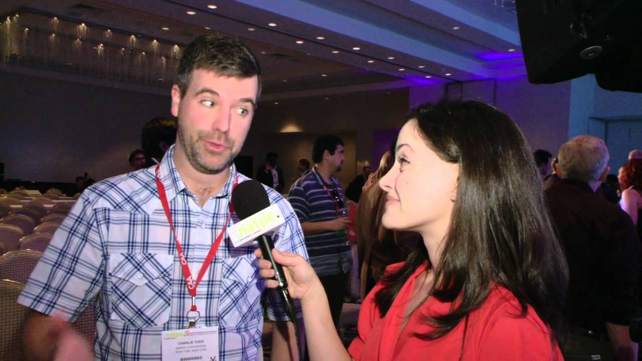 Charlie Todd of Improv Everywhere explains networking in the YouTube world